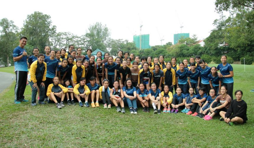 Inter-School Cross Country Competition