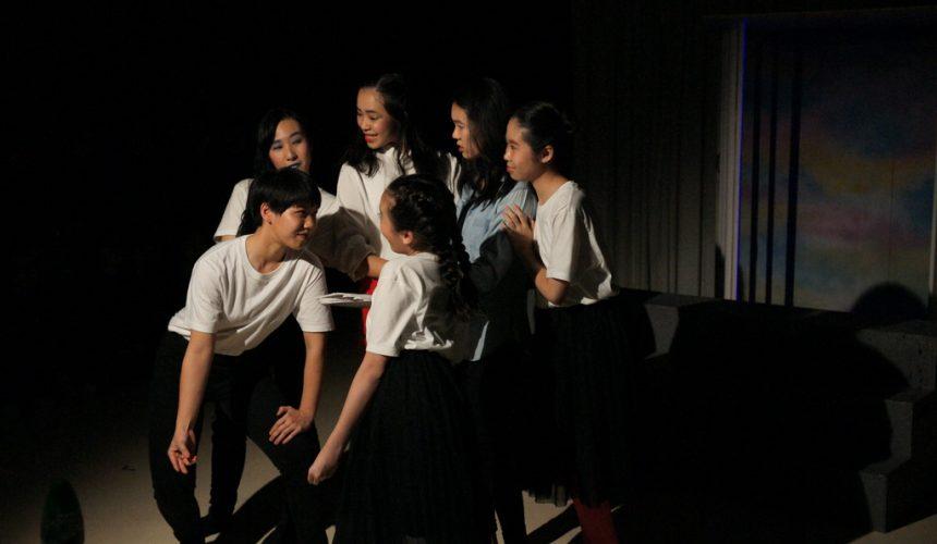 Hong Kong School Drama Festival 16/17