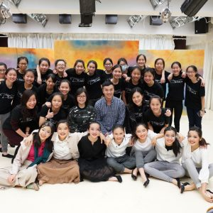 Hong Kong School Drama Festival 2018: Catching the Drift