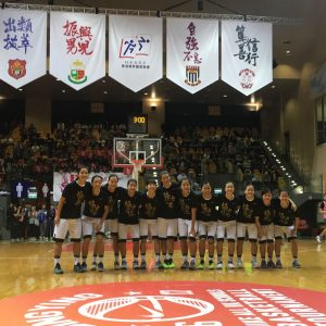 Nike JingYing Basketball Tournament