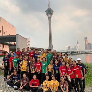 Form Two Macau Cultural Tour